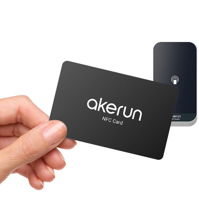 入退室管理システム「Akerun」(ICカード入退室で打刻)3