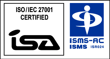 ISMS ISO27001認証取得
