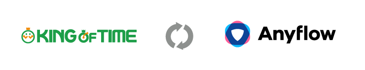 SaaS型iPaaS「Anyflow」とAPI連携を開始。Slack等から勤怠打刻が可能に。
