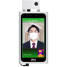 JCV製 AI温度検知ソリューション 「SenseThunder」